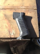 Bulgarian ARM-9 w/ Selector Notch, Black and Screw - Quick Ship