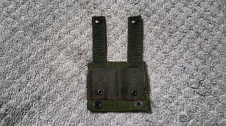 MOLLE to ALICE Adapter - Army Surplus, Green, 1 unit