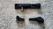 Crosman 2240 OEM Plastic Breech and Sight Set