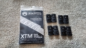 Magpul XTM Rail Covers - 4 pieces