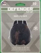 Vortex Optics Defender Front Flip Cap - Size 50mm
