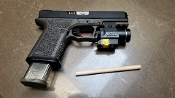 Polymer80, Glock and SIG Fire Control Group Wood Test Rod - 5""